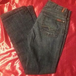 7 for all Mankind Jeans 32 x 31